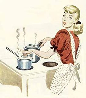 Woman-cooking