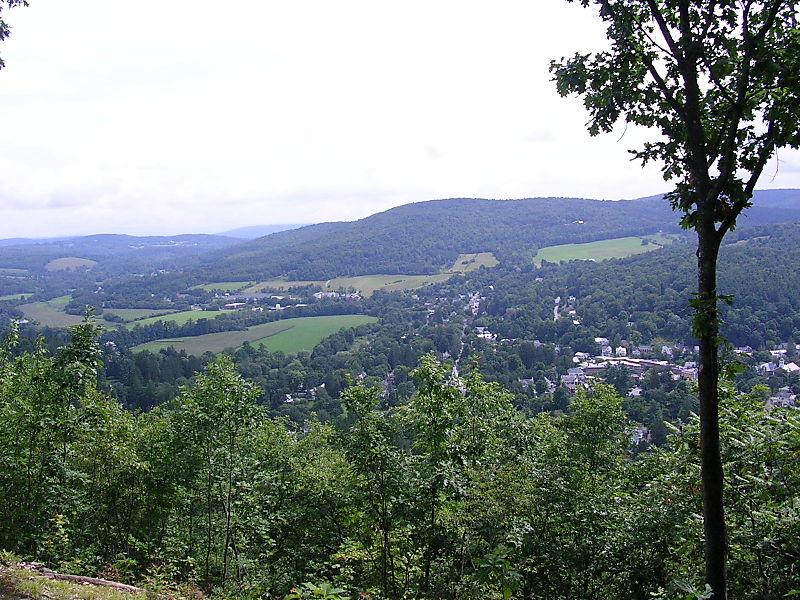 Woodstock view