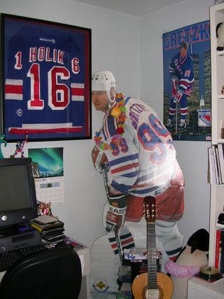 More Paul's room