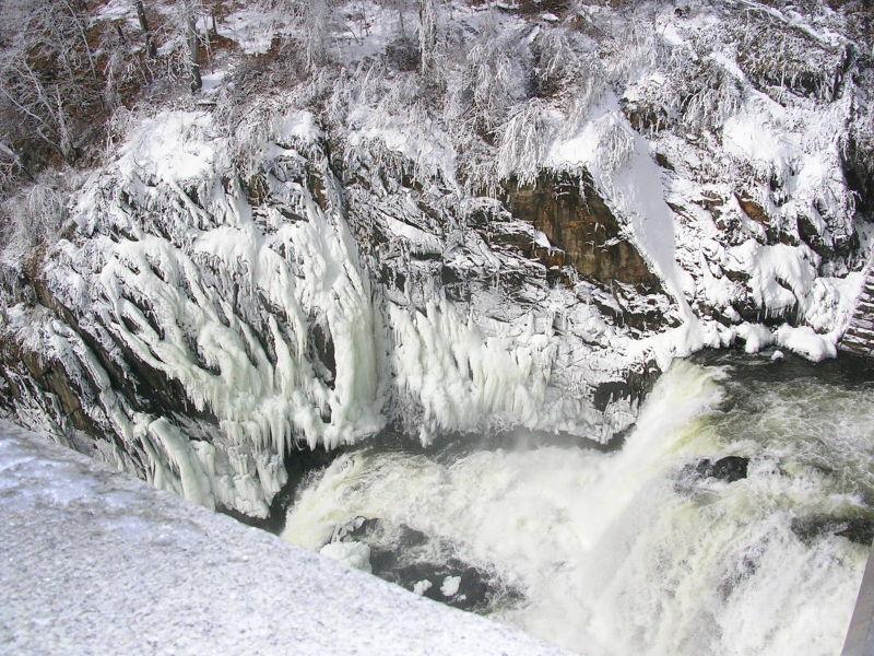 Frozen gorge good