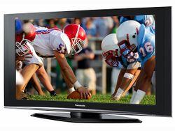 Football-tv-screen