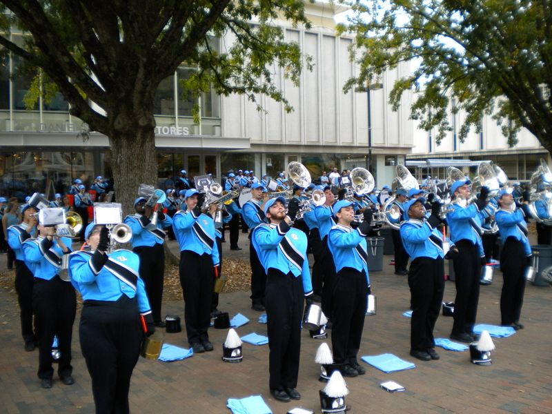 UNC Marching Band