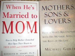 Mom:son books
