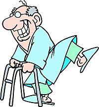 Happy-old-man-in-walker