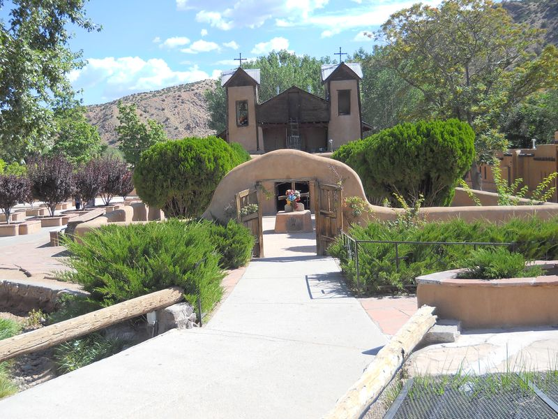 Sanctuary at Chimayo