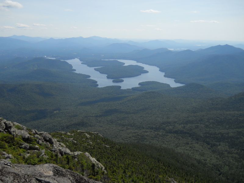 Whiteface better view lake placid