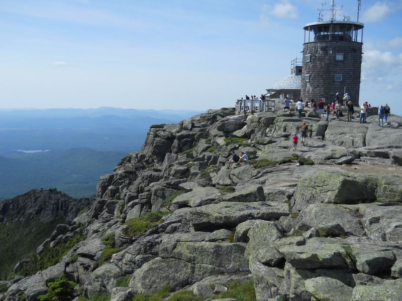 Whiteface observatory