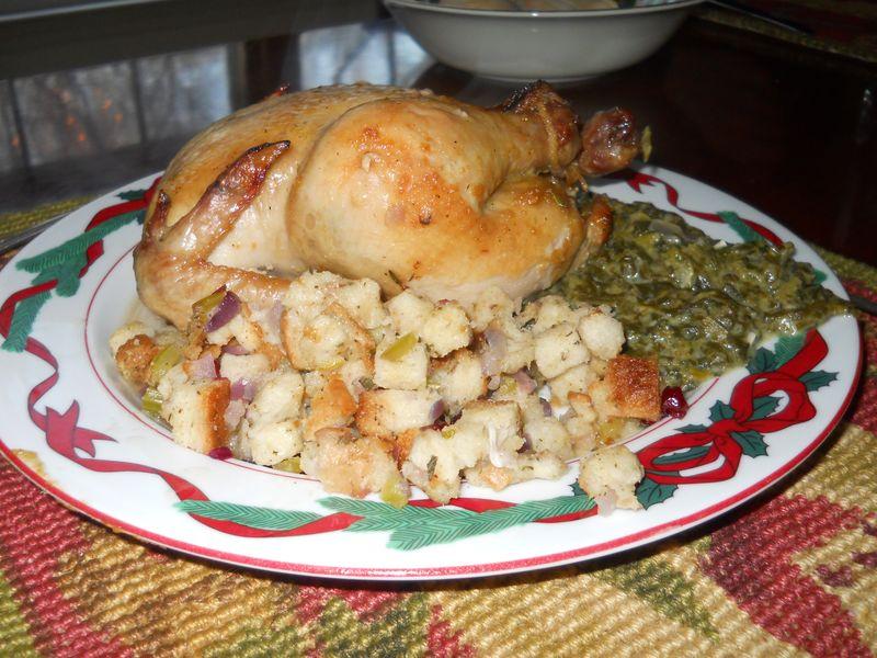 Christmas 2011 meal