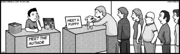 Meet the author:puppy