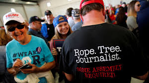 Rope tree journalist