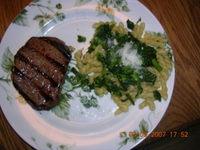 Steakandpasta