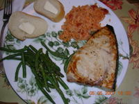 Swordfishgrilled